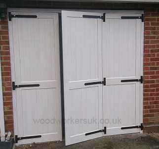 Customise Your Wooden Garage Doors Gate Expectations