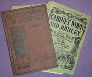 Cabinetwork and Joinery Illustrated by Paul N. Hasluck