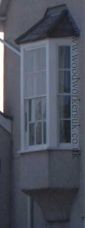 Oriel light window