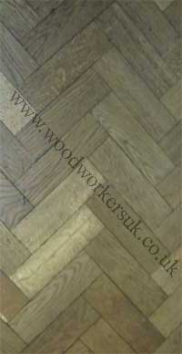 An example of Parquet flooring