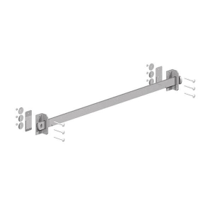 Shed locking bar