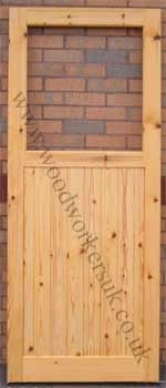 Elwy wooden doors