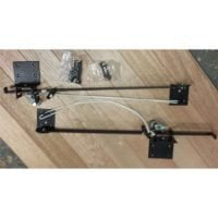 Garage Door Holders (Cord Operated)-0