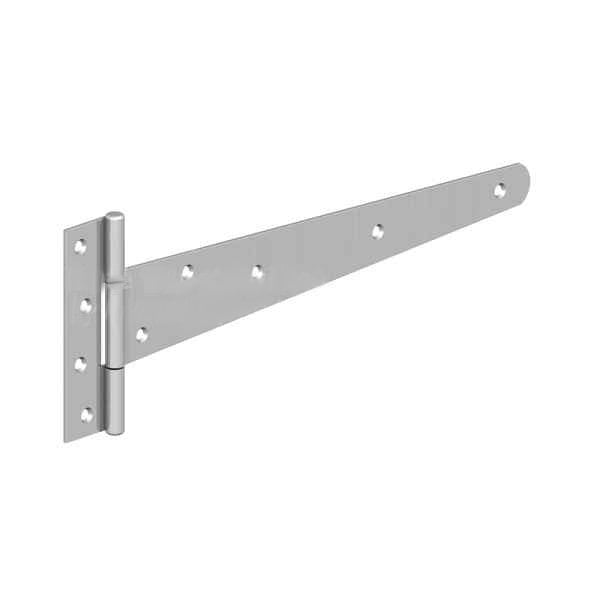 Weighty Scotch Tee Hinges - Galv (Pair)-0