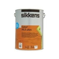 5 Litre Sikkens Cetol HLS Plus Translucent Woodstain-0