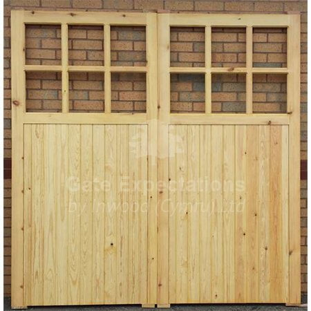 Conway-style Doors Scandinavian Redwood-0