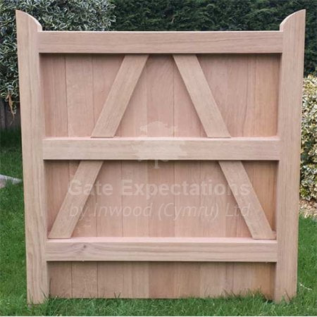 Denbigh Gate Prime European Oak-1059