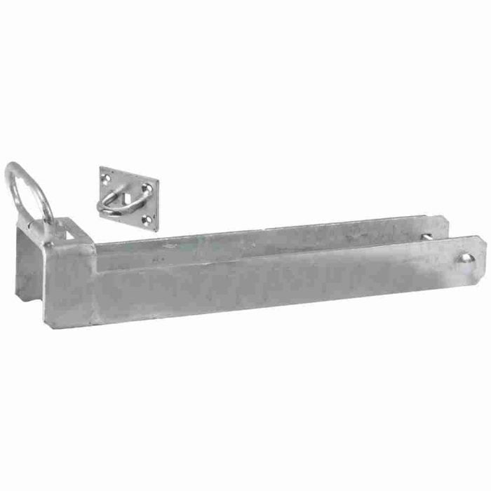 Throw Over Gate Loop Lockable 18inch 450mm
