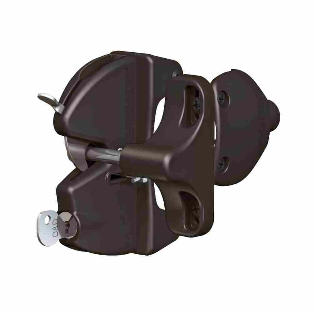 D Amp D Lokklatch Series 2 With External Access Kit Wafer