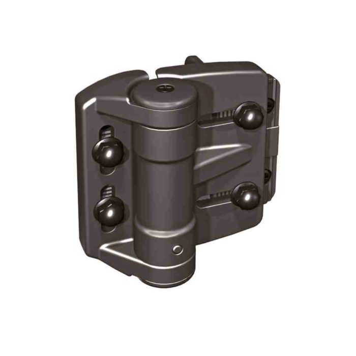 D&D Truclose Regular Multi-Adjust Hinges For Metal Gates