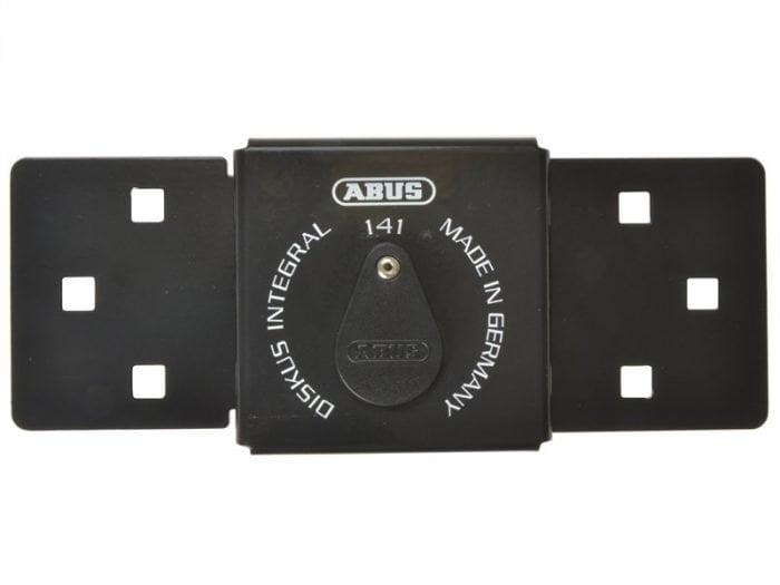 Abus Integral Van Lock Black 141/200 + 26/70 With 70Mm Series 26 Diskus Padlock-1583