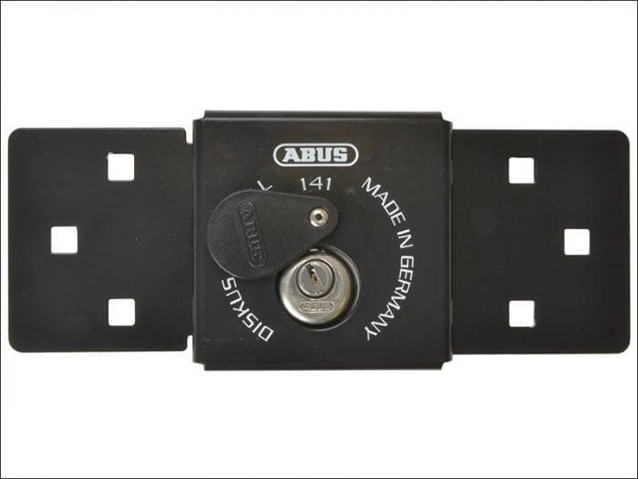 Abus Integral Van Lock Black 141/200 + 26/70 With 70Mm Series 26 Diskus Padlock-0