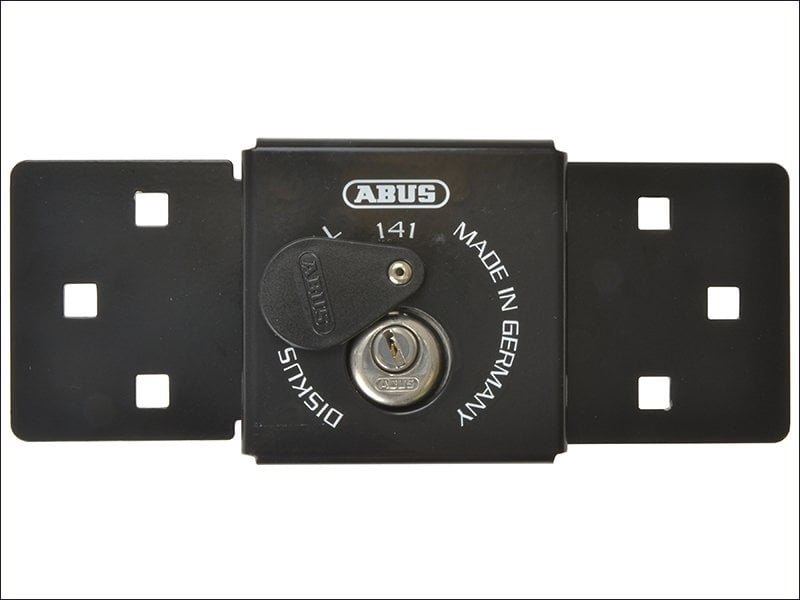 Abus Integral Van Lock Black 141 200 26 70 With 70mm