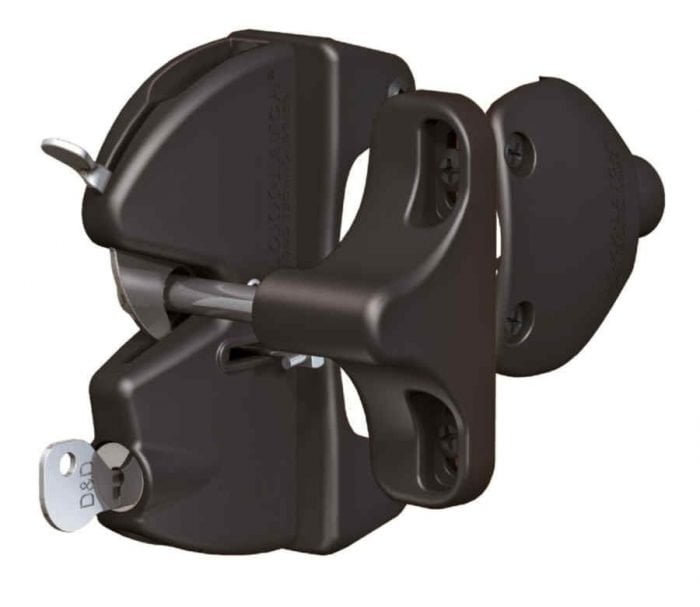 D&D Lokklatch Series 2 With External Access Kit - Wafer Key-0