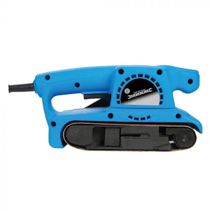 Silverline 261792 DIY 730W Belt Sander 75mm-2333
