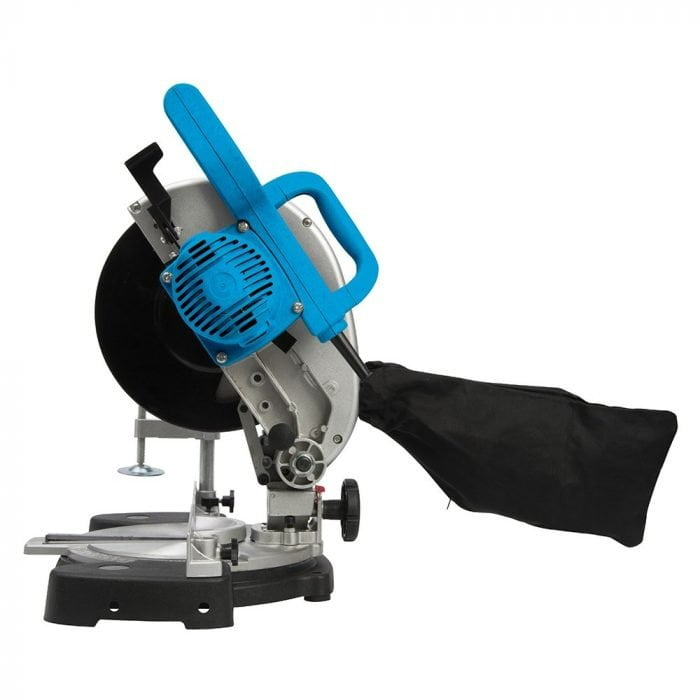 Silverline 262705 DIY 1400W Compound Mitre Saw 210mm-2310