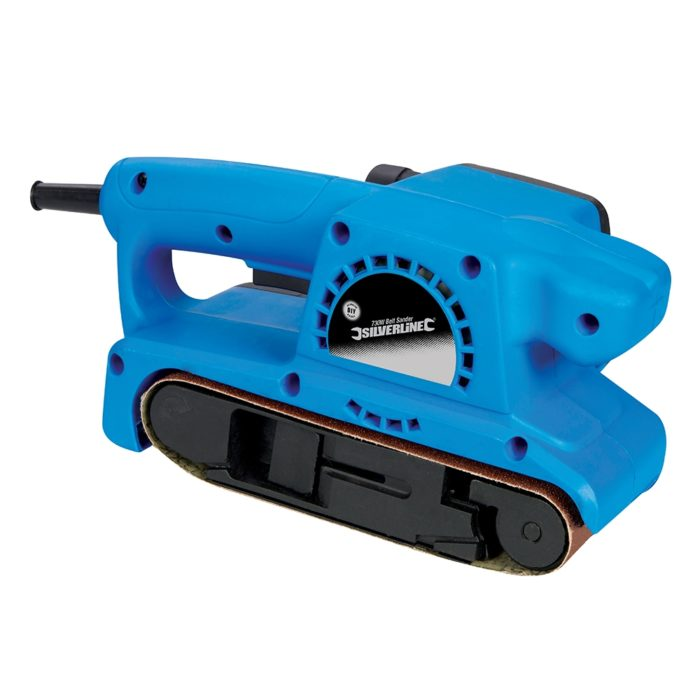 Silverline 261792 DIY 730W Belt Sander 75mm