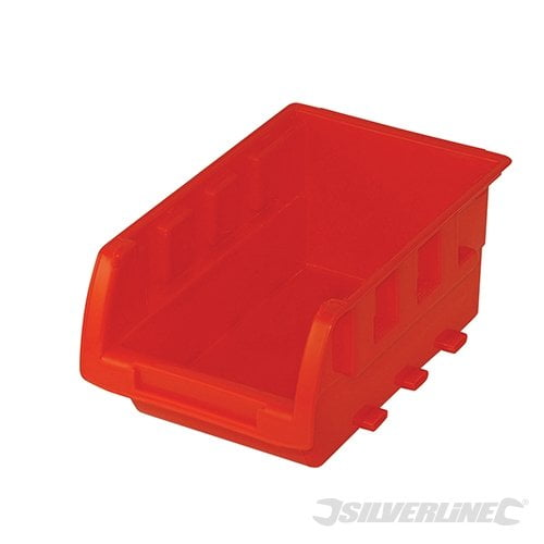 Silverline Stacking Boxes Set 8pce-2363