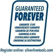 Silverline lifetime guarantee