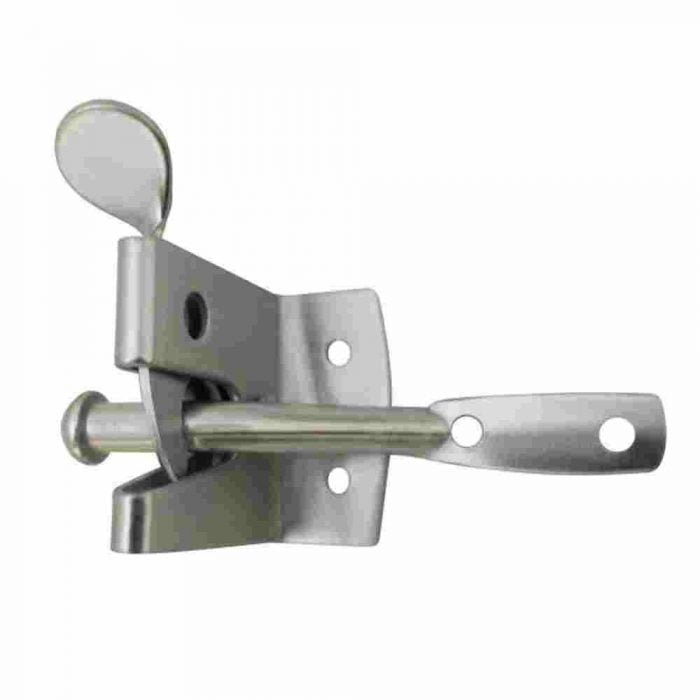 Medium duty auto gate catch
