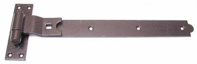"400mm / 16"" Cranked B&G hinges self colour-0"