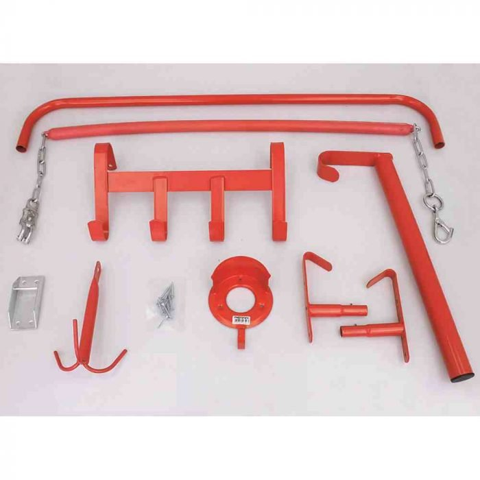 Tack Room and Stable Kit Red