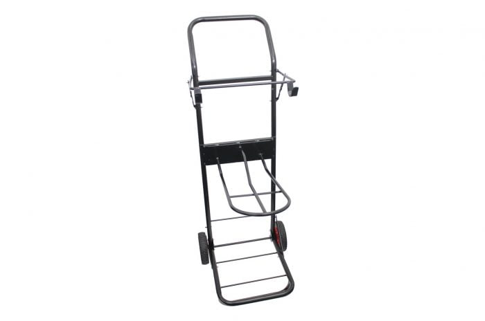 Colourful Saddle Trolley-2584