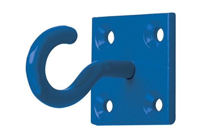 Chain Hook On Plate-2609