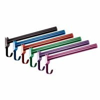equestrian colourful folding saddle poles
