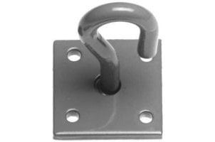 Chain Hook On Plate-2607