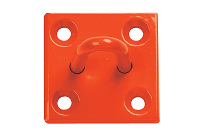 Chain Staple On Plate-2641