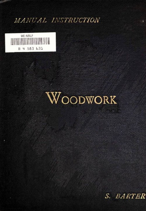 Old Joinery Books And Woodworking Plans Gate Expectations