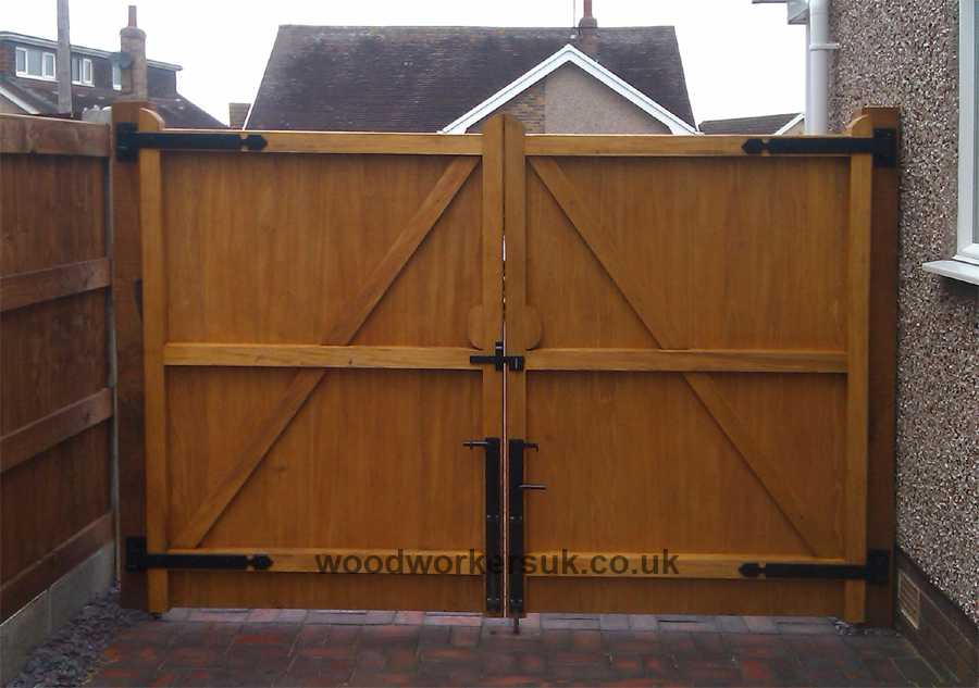 Denbigh Driveway Gates Gate Expectations By Inwood