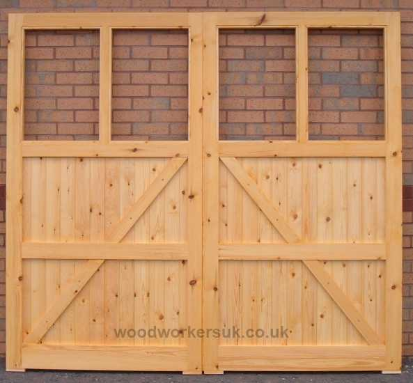 Side Hung Garage Doors The Elwy Gate Expectations