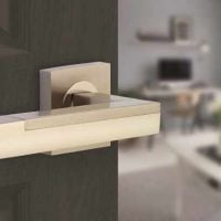 Horizon Modica Designer Lever Handles fitted