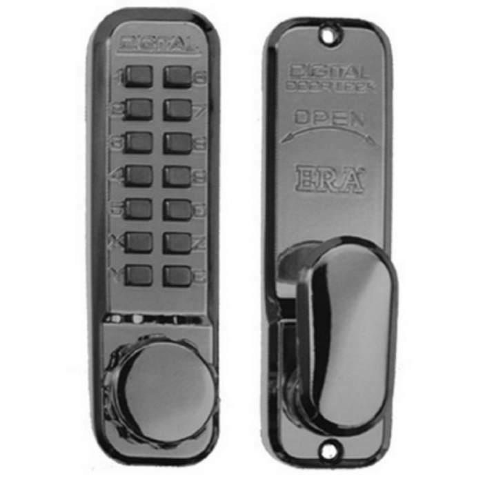 ERA 291-51 Digital Lock Satin With Holdback