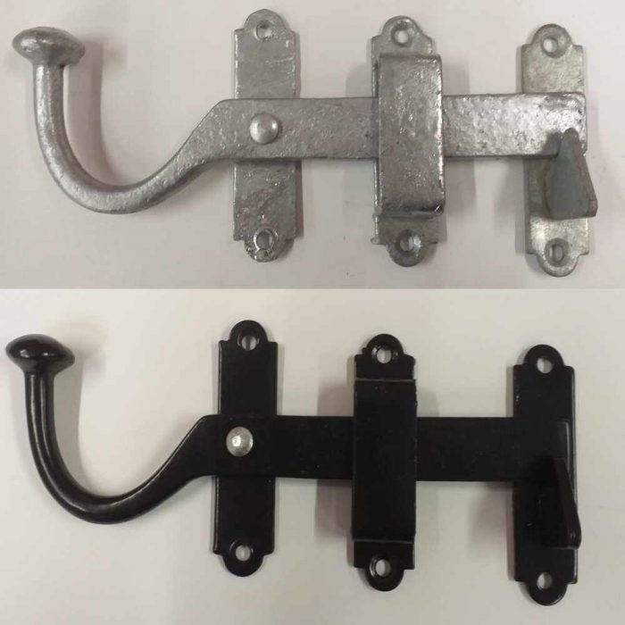 Surface Gate Latch Sets