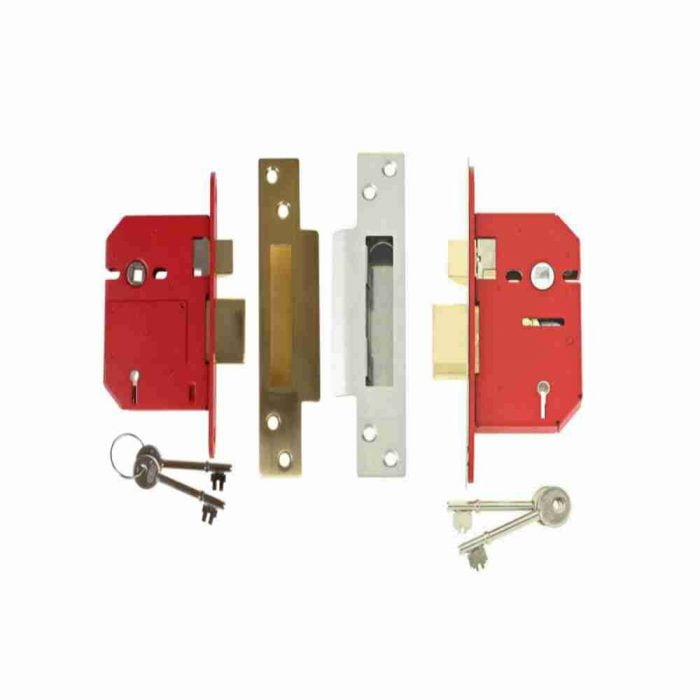 Union StrongBOLT 2200S BS 5 Lever Mortice Sashlock