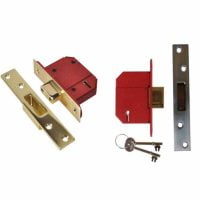 Union STRONGBOLT 2100S BS 5 Lever Mortice Deadlock