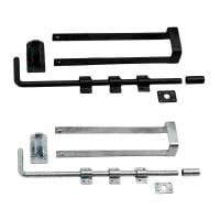 double gate fastener sets