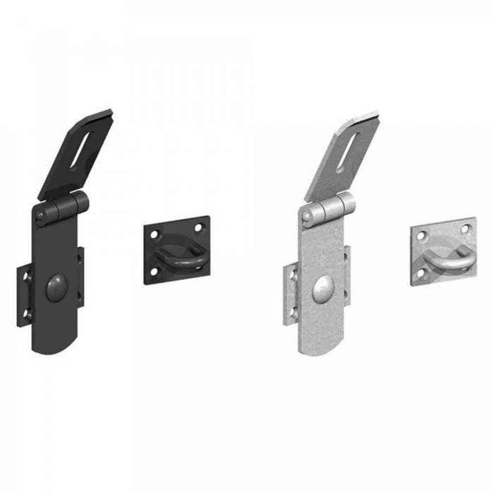 Heavy Swivel Locking Bars